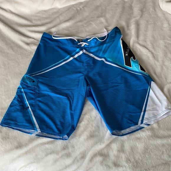 Men's Billabong Board Shorts Blue 35